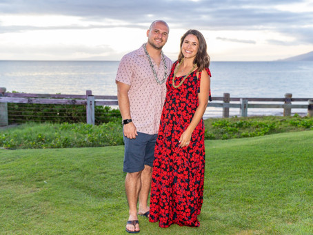 Our Maui Babymoon: Mocktails, Luaus and All the Acai Bowls