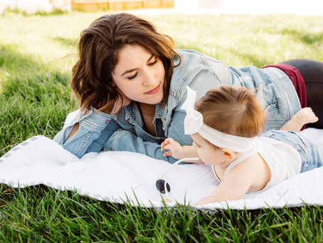 '9 Months to Put It On, 9 Months to Get It Off': Postpartum Update