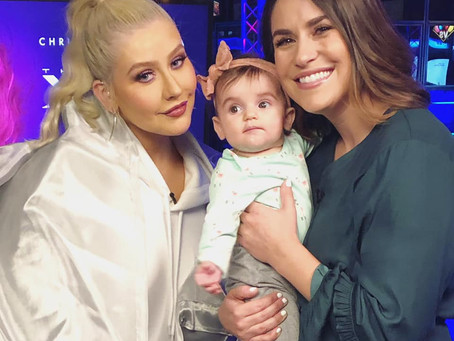 Come on Over, Baby: When Everly Met Christina Aguilera