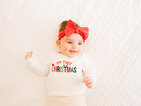 Baby's First Christmas! Inside Everly's Sweet and Surprising Celebration