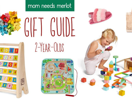 2020 Gift Guide for 2-Year-Olds