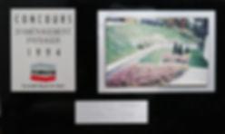 Prix 1994, Candide Villeneuve Paysagiste