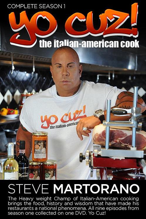 Yo Cuz! The Italian American Cook - Season 1
