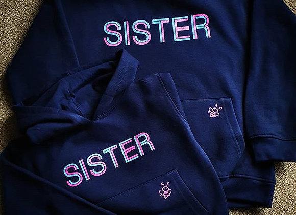 Sister/Brother Hoodies