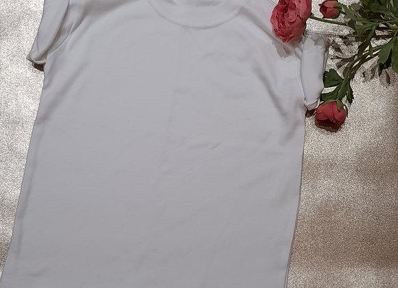 Kids White T-shirt 2-3 years
