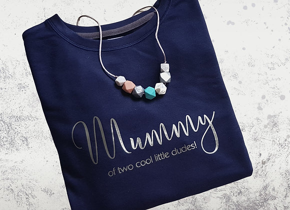 Mummy Sweatshirt