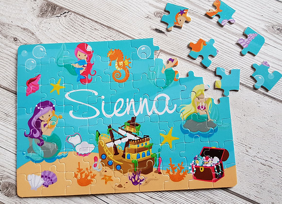 35 and 120 piece Jigsaw Puzzles