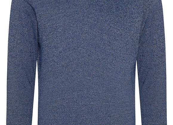 Blue Unisex Organic Cotton Jumper - M