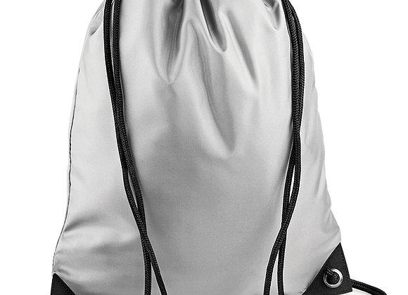 Waterproof Gym Bag - Silver