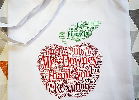 Tote Bag - teacher gift