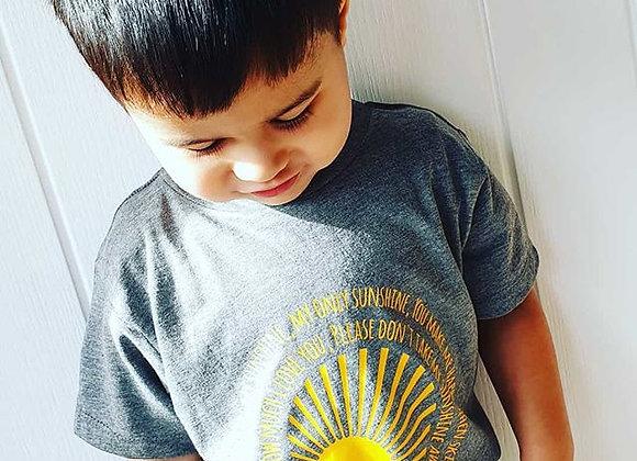 Sunshine T-shirt - Childrens Set