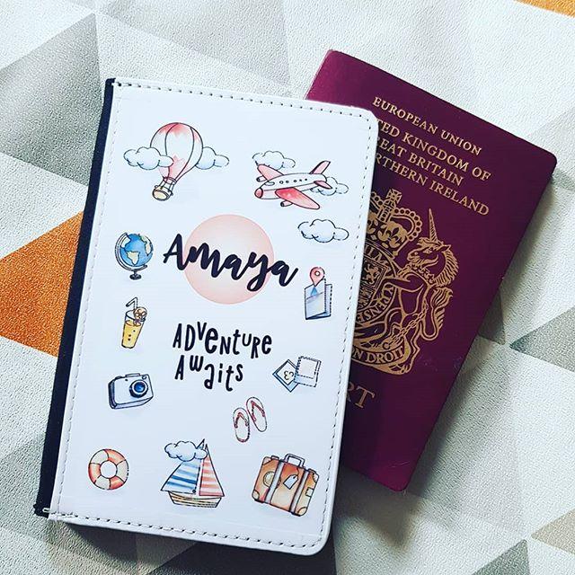 Love the girly version of the passport c