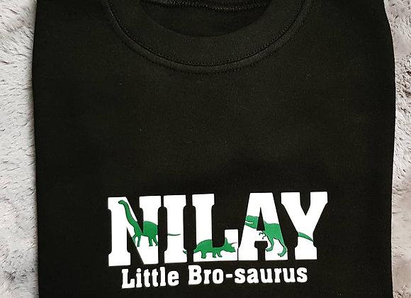 Sibling Saurus T-shirt