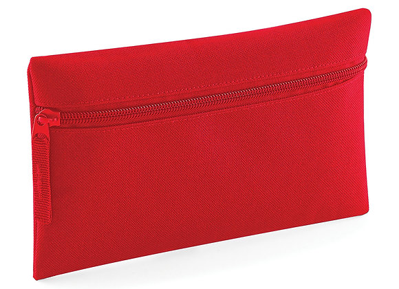 Red Personalised Pencil Case