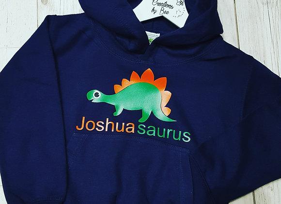 Dinosaur Hoodie/Sweatshirt