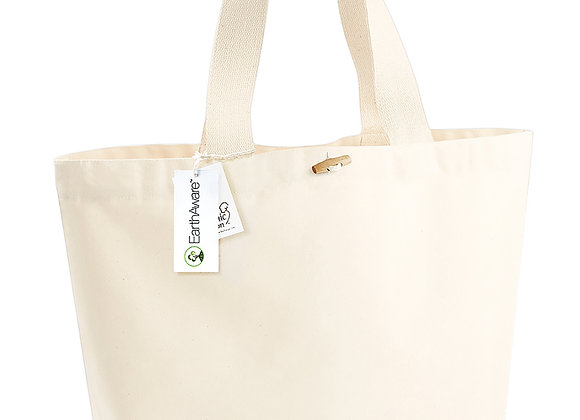Organic Tote - XL - Natural