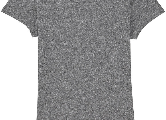 Cotton T-shirt Marble Slub Heather- M