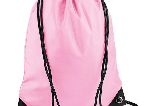 Waterproof Gym Bag -Pink