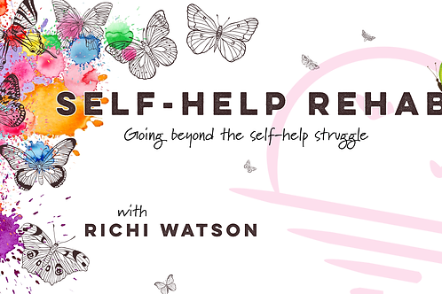 Self-Help Rehab Weekend (Discounted)