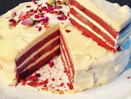 Red Velvet Supercake!