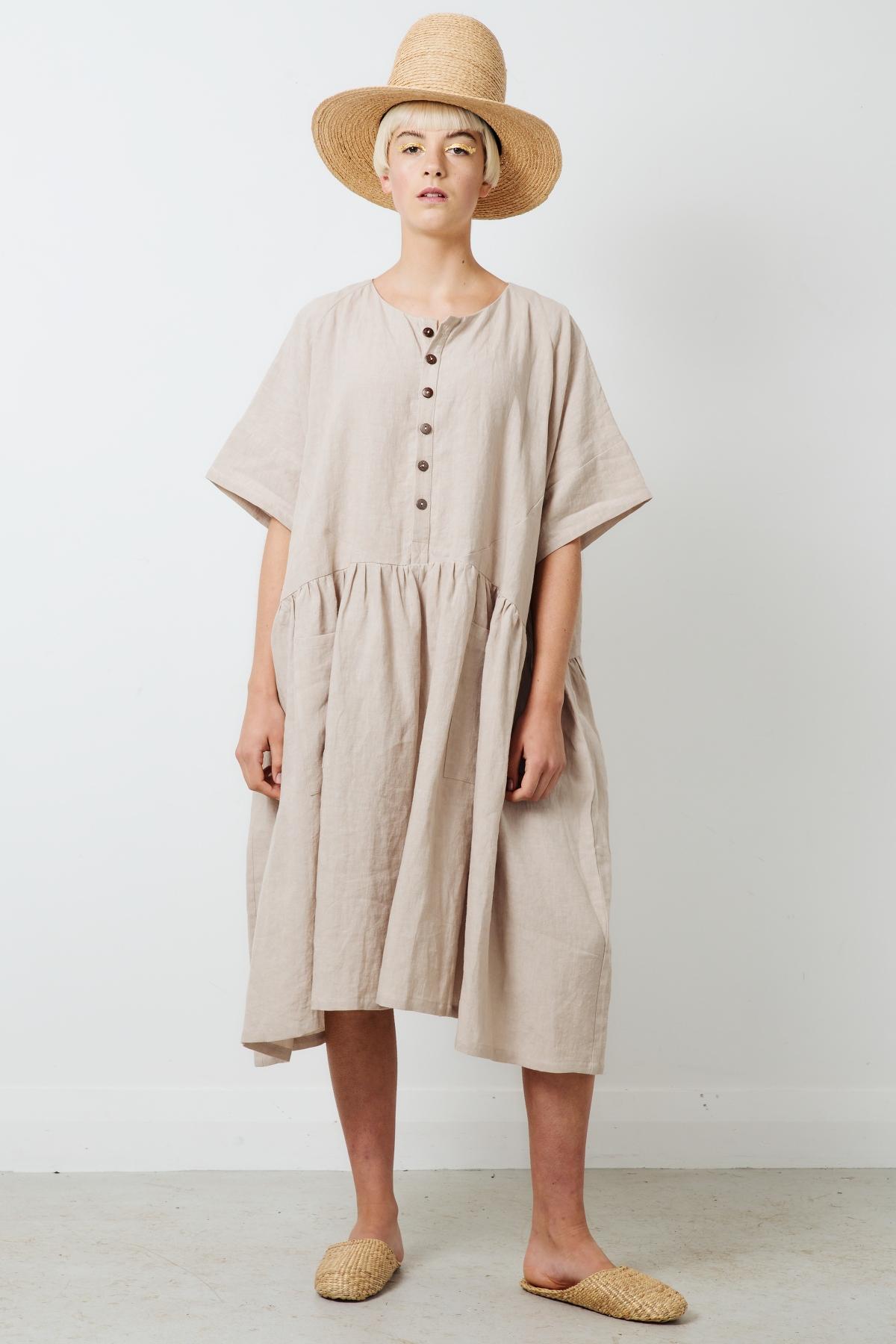 peridot shorts-jute