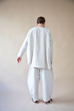 sunstone top+agate pants