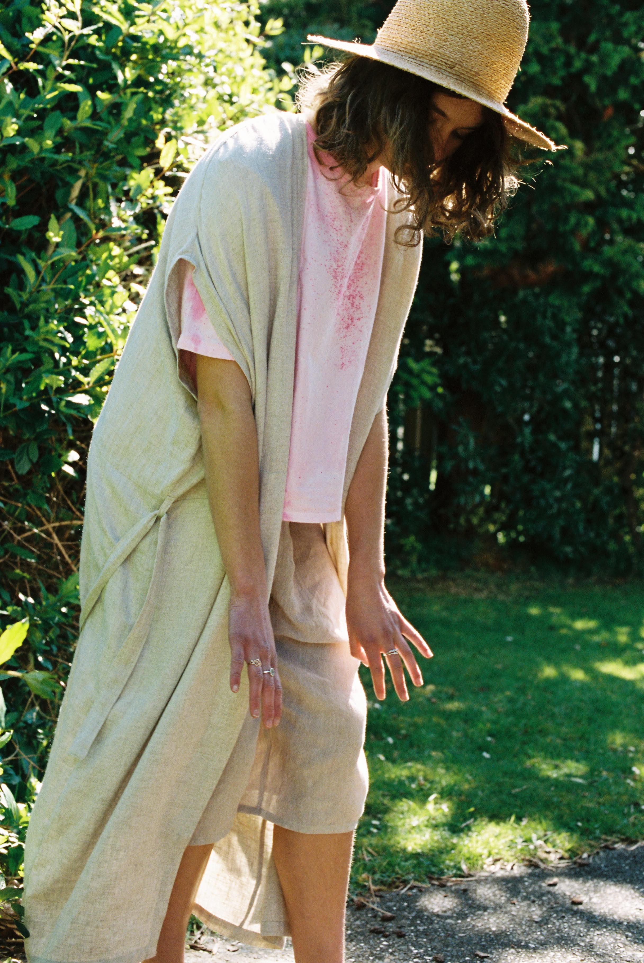sara pink+tasogare long