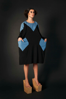 pluto dress panel