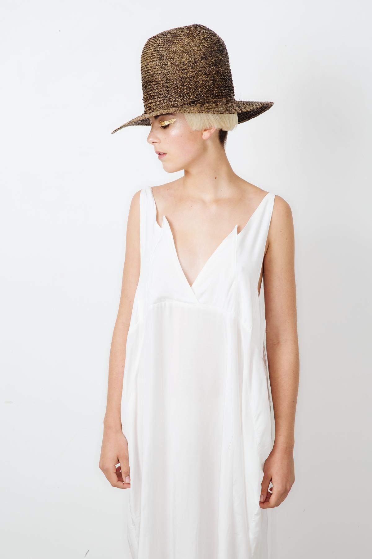 coefficient dress-white