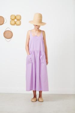 whisper wide pants- lilac