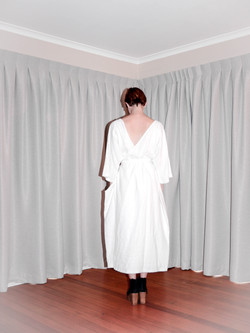 peony long dress
