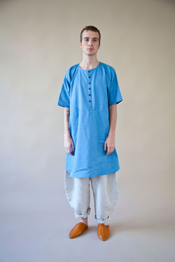 moonstone dress+agate pants