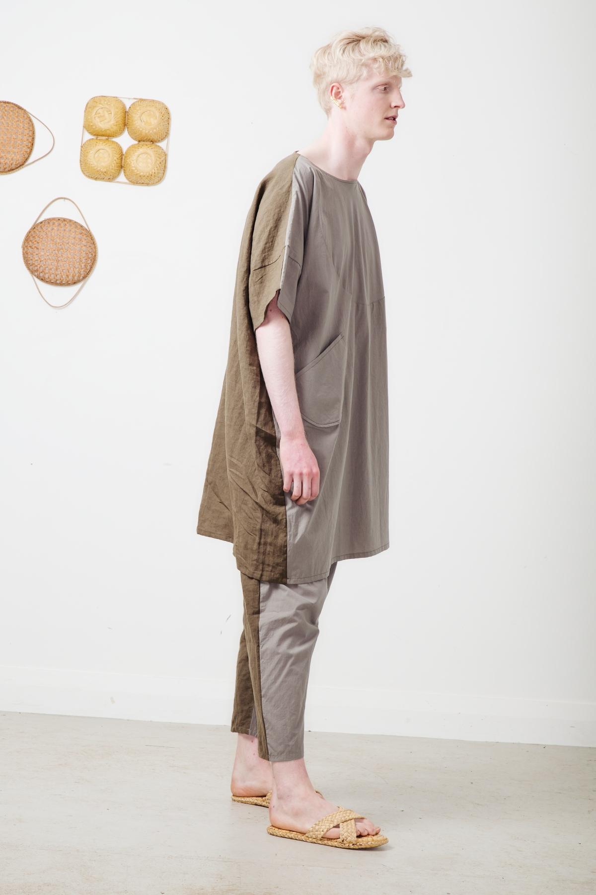 pyrite dress- caper