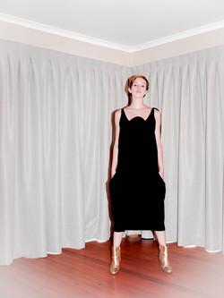deepers long dress