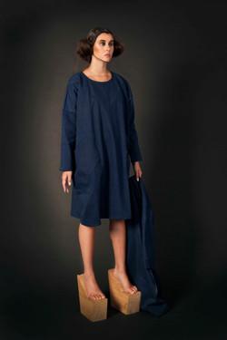 puluto denim dress