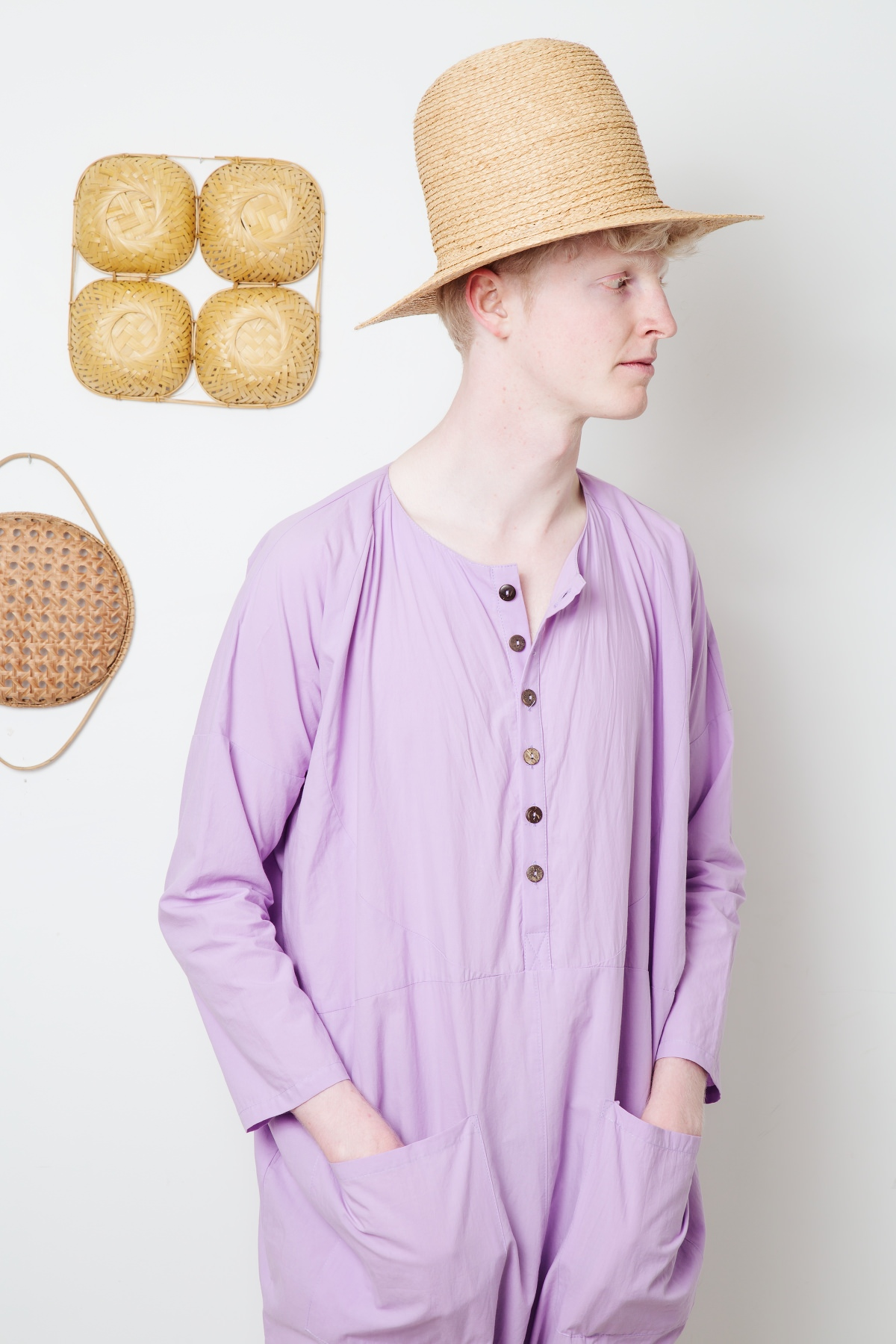 peridot jumpsuits-lilac