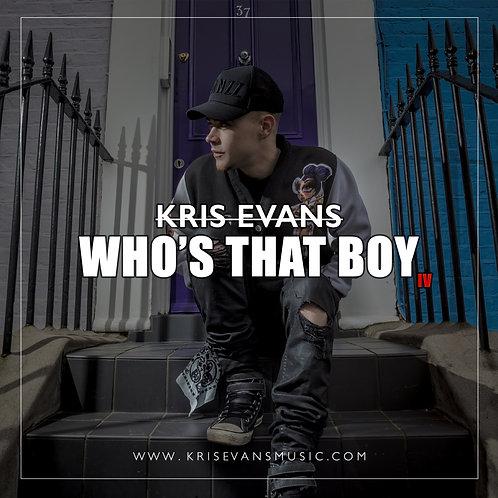 Who's That Boy (single)