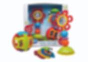 PLAYGRO Shake Twist Rattle Gift Pack