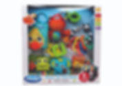 PLAYGRO Music On The Move Gift Pack (4pcs)