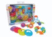 PLAYGRO Teething Time Gift Pack (4pcs)