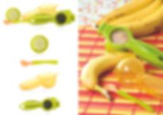NB5436 Garden Fresh - Fresh Food Baby Press with Handle