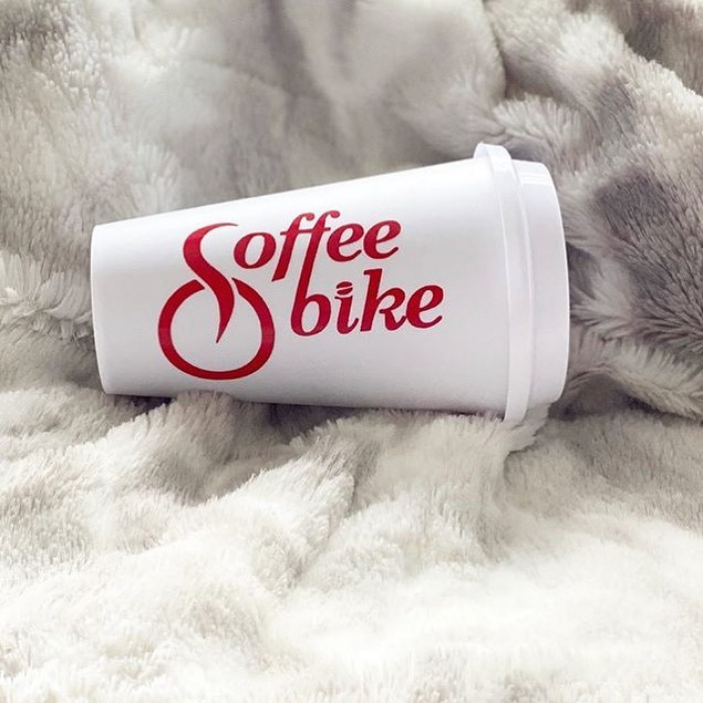 COFFEE BIKE. Стритфуд. Канада.