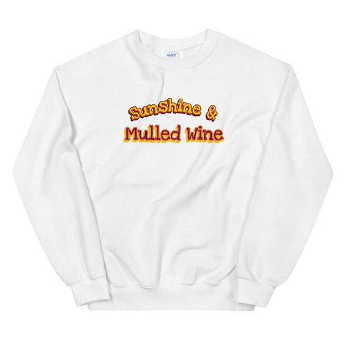 Sunshine Mulled Wine Pullover