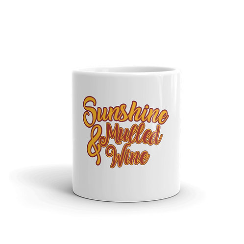 Sunshine & Mulled Wine Mug