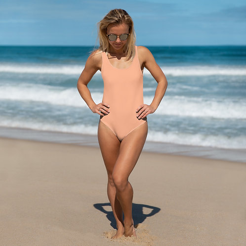 Just Peachy One Piece