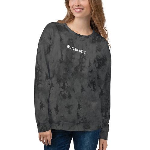 Dark Wash Glitter Gear Pullover