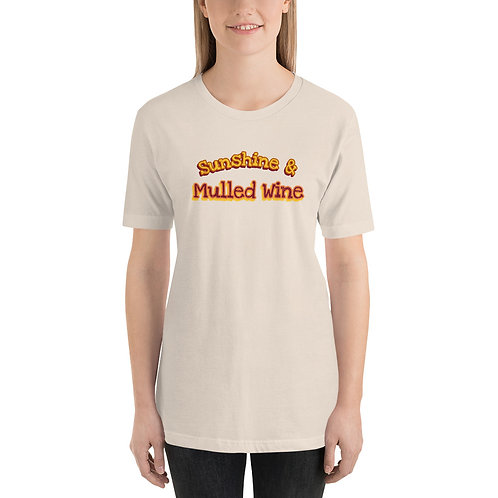 Sunshine Mulled Wine Tee