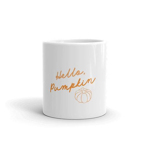 Hello, Pumpkin Mug