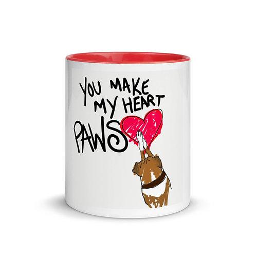 Heart Paws Mug