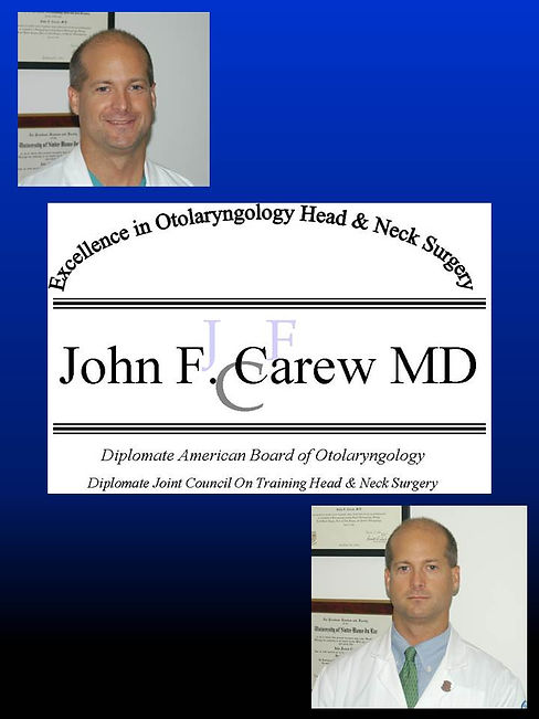 picture of New York City ear nose an throat doctor / otolaryngology